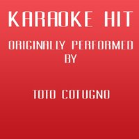 Karaoke Hit Toto Cutugno — Factory Music