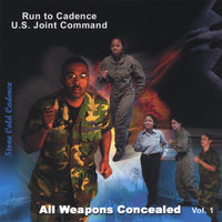 All Weapons Concealed — Sgt Stone