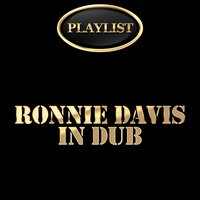 Ronnie Davis in Dub — Ronnie Davis