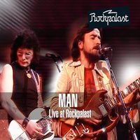 Live at Rockpalast Wdr Studio L, Köln, Germany 17th April 1975 — Man