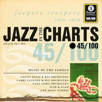 Jazz In The Charts Vol. 45  -  Jeepers Crepers — Sampler