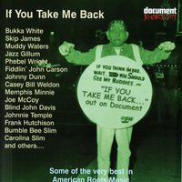 Document Shortcuts Vol. 2 - If You Take Me Back — Various Artists - Document Records
