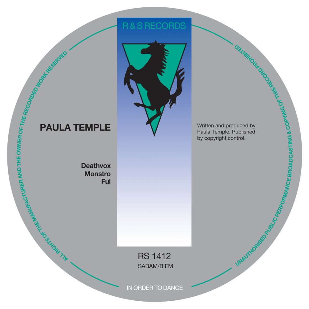 Paula Temple - The Speck Of The Future