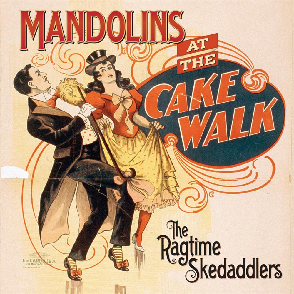 the popularization of cakewalks in the ragtime era