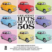 Greatest Hits of the 50's — Guy Mitchell