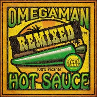 Hot Sauce Remixed EP — Omegaman
