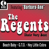 The Regents - Their Very Best — The Regents