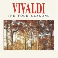 Vivaldi - The Four Seasons — Die Zagreber Solisten, Südwest - Studioorchester, Heribert Münchner, Антонио Вивальди