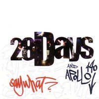 Say What? — 28 Days