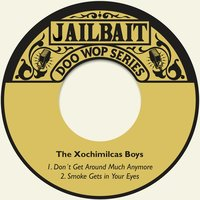 Don´t Get Around Much Anymore — The Xochimilcas Boys