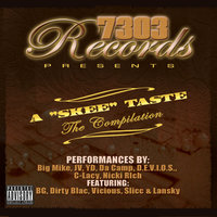 A Skee Taste: the Compilation — 7303 Records