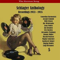 The German Song: Schlager Anthology, Vol. 5 - Recordings 1933 - 1935 — сборник