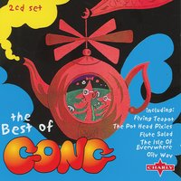 The Best Of Of Gong CD1 — Gong
