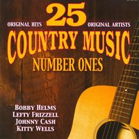 25 Country Music Number Ones — Bobby Helms