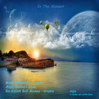 In the Moment — In the Moment & Mike Armando - Guitar, Andy Golba - Bass, Rakalam Bob Moses - Drums