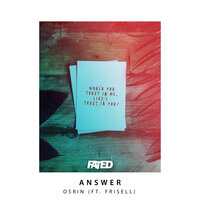 Answer (ft. Frisell) — Osrin