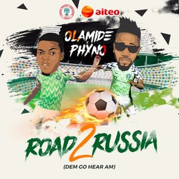 Road 2 Russia (Dem Go Hear Am) — Phyno, Olamide