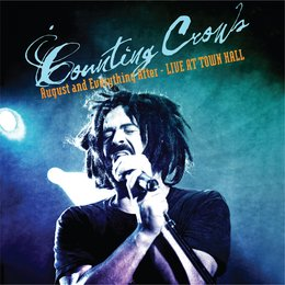 August & Everything After Live at Town Hall — Counting Crows