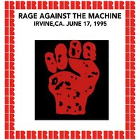 Irvine Meadows, Ca. June 17th, 1995 — Rage Against The Machine