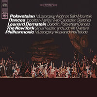 Polovetsian Dances and other Russian Favorites — Леонард Бернстайн, New York Philharmonic Orchestra