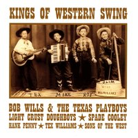 Kings Of Western Swing — Red Foley, Hank Penny, Johnnie Lee Wills, T. Texas Tyler, Tex Atchison