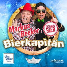 Bierkapitän — Markus Becker & Richard Bier, Markus Becker, Richard Bier, Markus Becker, Richard Bier, Markus Becker & Richard Bier