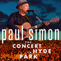 The Concert in Hyde Park — Paul Simon