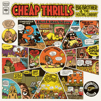 Cheap Thrills — Big Brother & The Holding Company, Janis Joplin