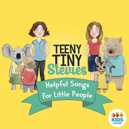 Helpful Songs For Little People — Teeny Tiny Stevies