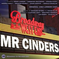 Mr Cinders — Michael Reed, Richard Myers, Vivian Ellis, Original 1983 London Cast
