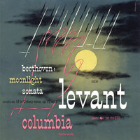 Beethoven: Moonlight Sonata and More — Oscar Levant