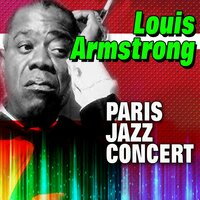 PARIS JAZZ CONCERT — Louis Armstrong, And His All Stars