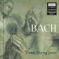 Bach: French Suites — Yuan Sheng