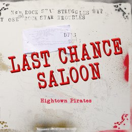 Last Chance Saloon — Hightown Pirates, Phil Sorrell