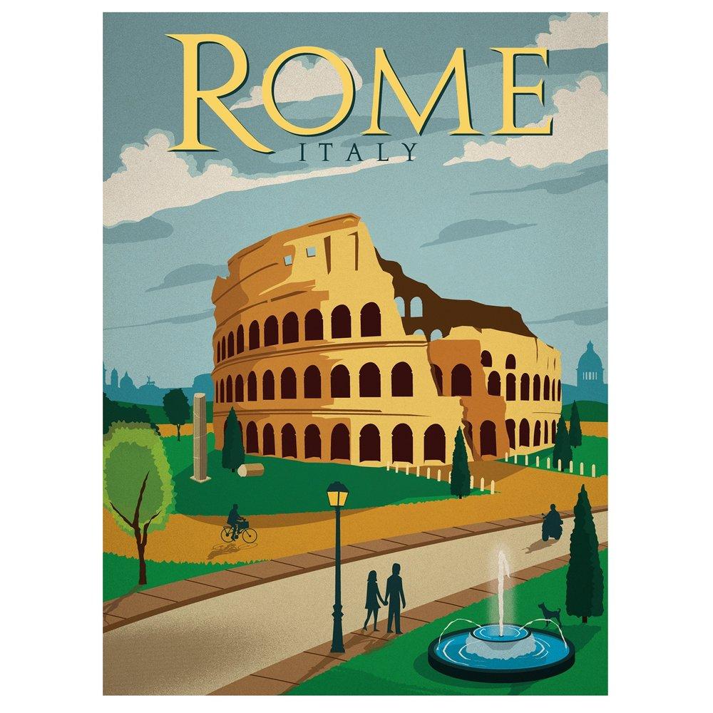 vintage italian posters - 400×400