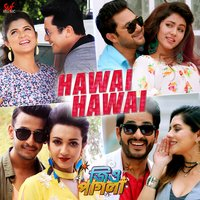 "Hawai Hawai (From ""Jio Pagla"") - Single — Jeet Gannguli, Dev Negi, Monali Thakur"