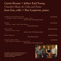 Chamber Music for Cello and Piano — Jean Gay & Ben Leaptrott