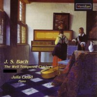 Bach: The Well Tempered Clavier, Vol. 2 — Julia Cload, Иоганн Себастьян Бах
