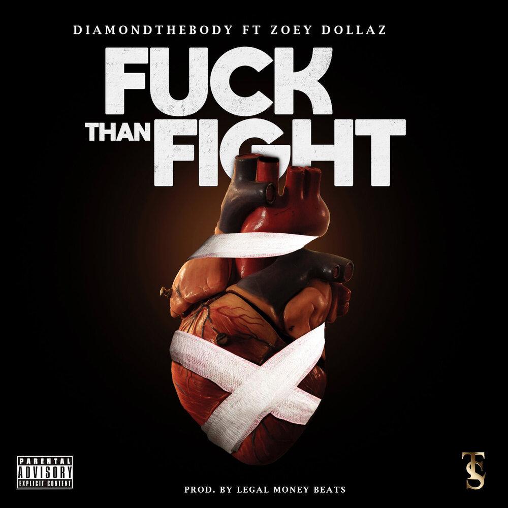 Fuck it fight it