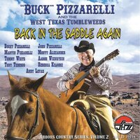 Back In The Saddle Again — Bucky Pizzarelli