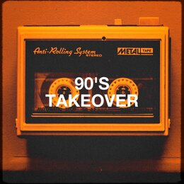 90's Takeover — The Summer Hits Band, 90s PlayaZ, Les années 90