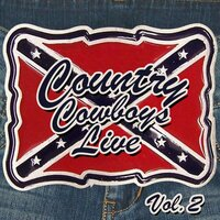 Country Cowboys Live, Volume 2 — сборник