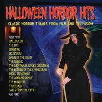 Halloween Horror Hits: Classic Horror Themes From Film And Television — сборник