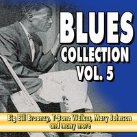 Blues Collection Vol.5 — John Lee Hooker, Bessie Smith, Lightnin' Hopkins, Leadbelly, Hot Lips Page