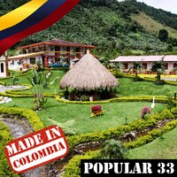 Made In Colombia: Popular, Vol. 33 — сборник