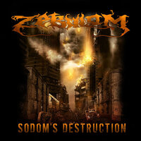 Sodom's Destruction — Zebulom