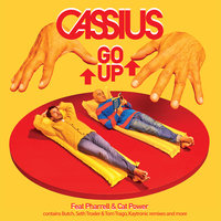 Go Up — Cat Power, Pharrell Williams, Cassius