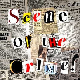 Scene of the Crime — Gaspar Sanz