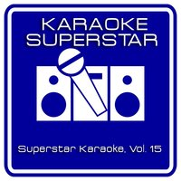 Superstar Karaoke, Vol. 15 — Anne Regler