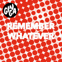Remember Whatever — Gin Ga